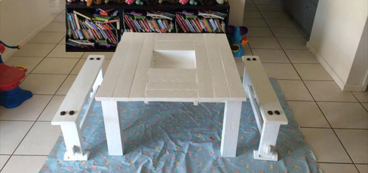 Costruire Un Tavolo Da Giardino. Latest Bello Cucina Da Giardino ...