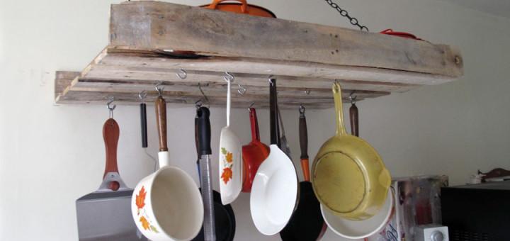 Porta pentole cucina