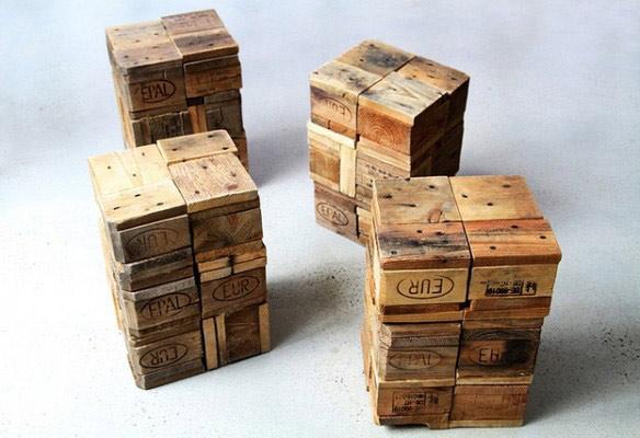 Stools-pallet-wooden-sgabelli
